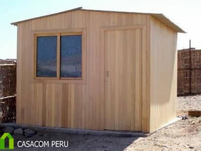 Habitaciones De Madera Prefabricados Envios Nivel Nacional