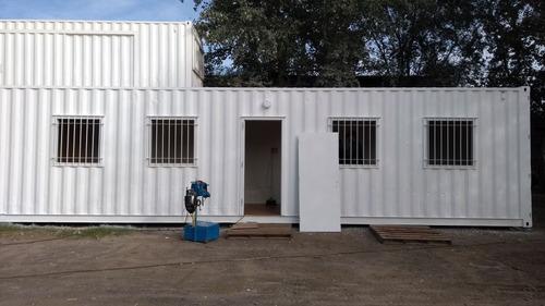 modulos full 40 pies hc  planta libre