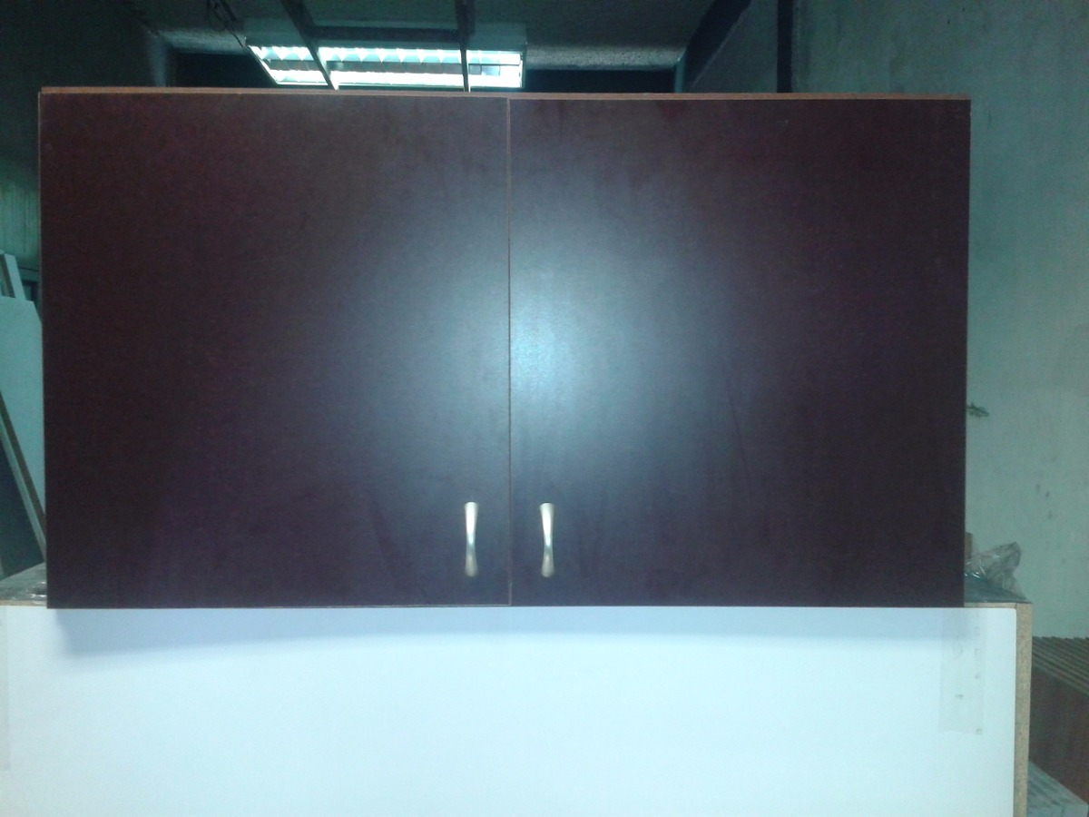 Modulos gabinete aereo para cocina econ micos de 1 mt bs for Modulos de cocina baratos