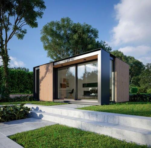 módulos habitables - casa prefabricada - vivienda modular