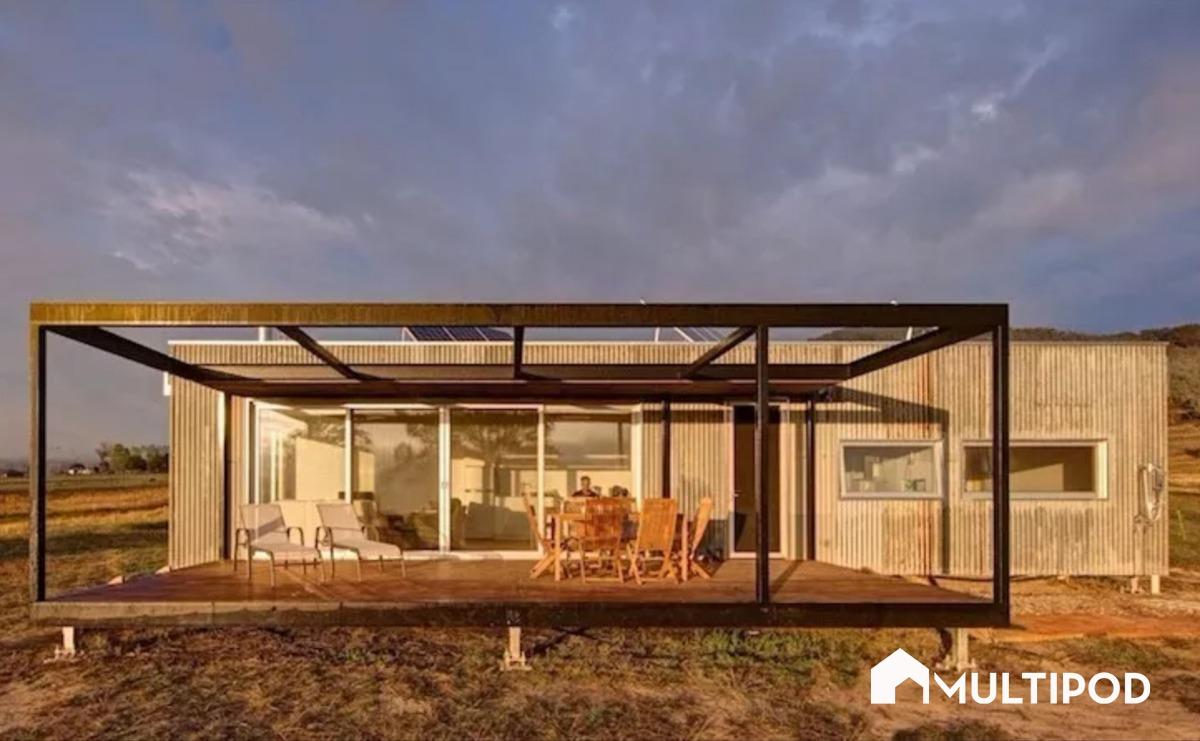 Modulos habitables casa prefabricadas viviendas for Viviendas industrializadas precios