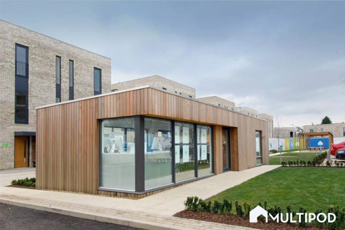 módulos habitables casas multipod -paneles sip