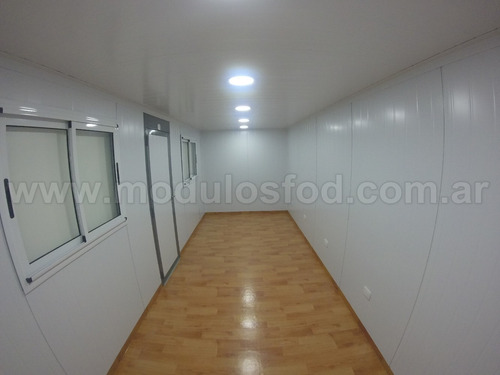 modulos habitables casilla rural trailer - neuquen