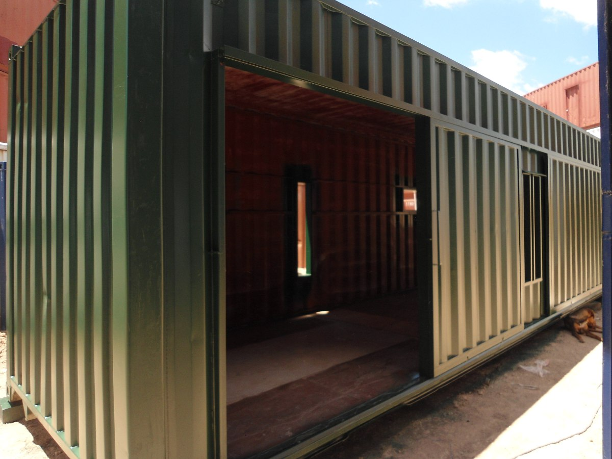 M dulos habitables contenedores containers mar timos 40 - Precio contenedor maritimo ...