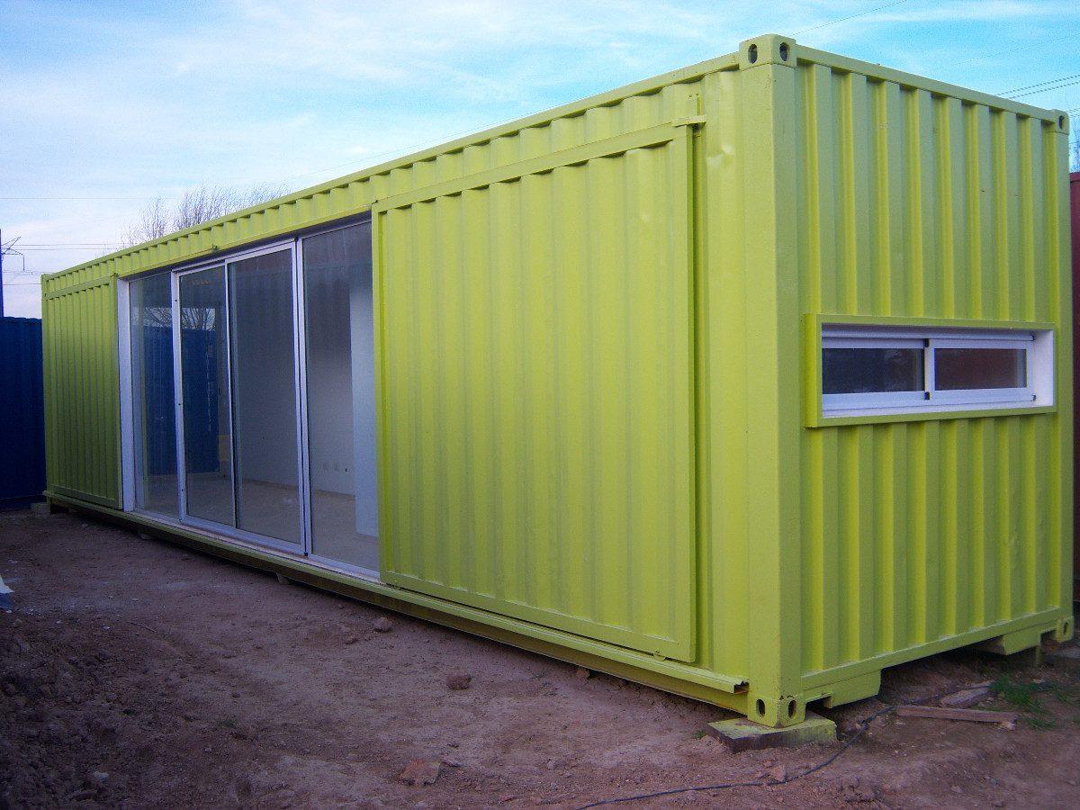M dulos habitables contenedores containers mar timos 40 for Containers habitables