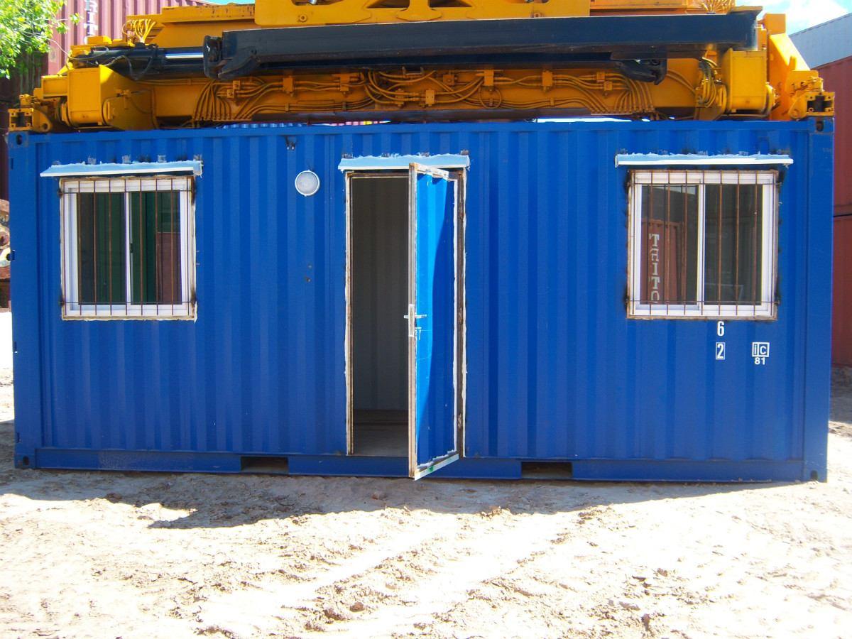 Modulos precios ndice de precios de los mdulos instalan for Containers habitables