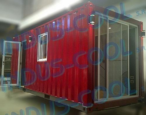 modulos habitables - contenedores maritimos - containers