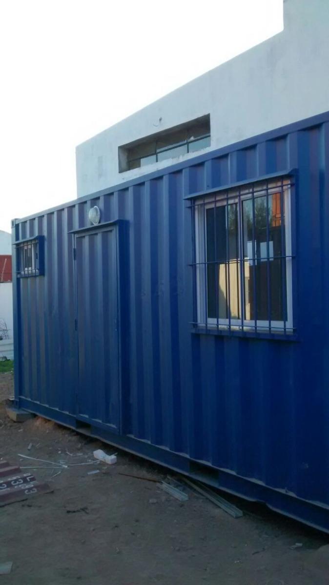 M dulos habitables contenedores containers mar timos 20 for Containers habitables