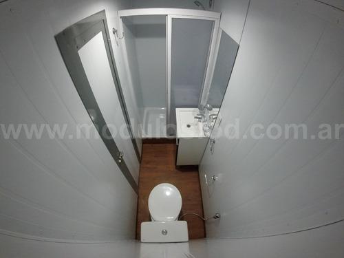modulos habitables habitacional cabaña casa movil entre rios