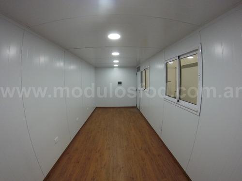modulos habitables - habitacional oficina movil  entre rios