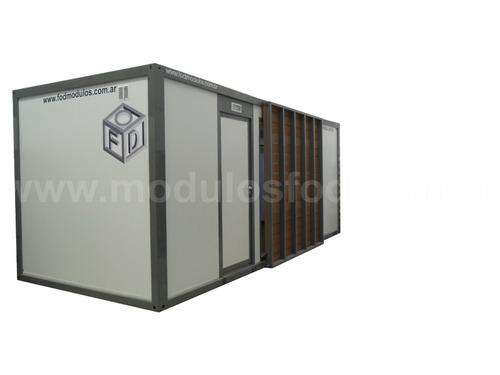 modulos habitables habitacionales  casa  - chaco