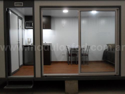 modulos habitables habitacionales  casa  - mendoza