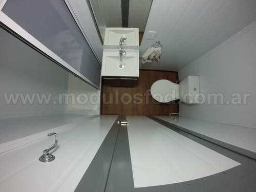 modulos habitables - habitacionales casa movil - chaco