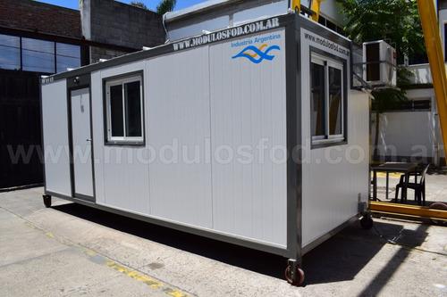 modulos habitables - habitacionales casa movil - entre rios