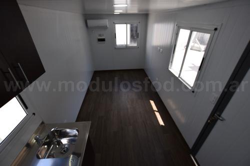 modulos habitables - habitacionales casa movil - mendoza
