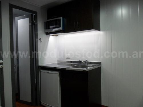 modulos habitables - habitacionales casa movil - neuquen