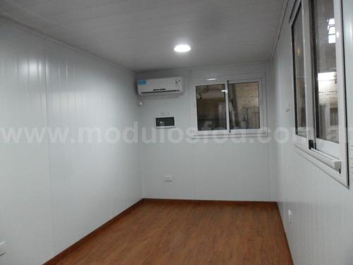 modulos habitables - habitacionales casa movil - rio negro