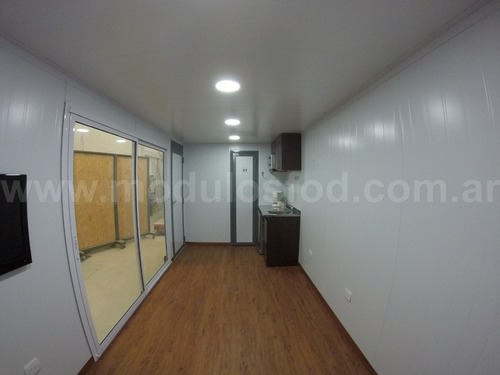modulos habitables habitacionales  casa  - neuquen
