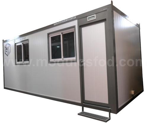 modulos habitables habitacionales oficina capital federal
