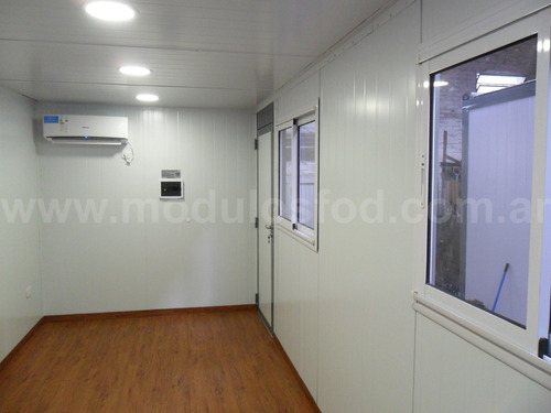 modulos habitables habitacionales oficina mendoza