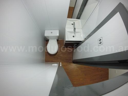modulos habitables habitacionales oficina movil- entre rios