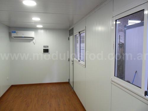 modulos habitables habitacionales oficina movil la plata