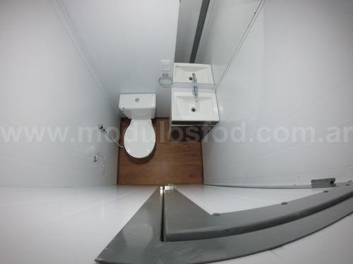 modulos habitables habitacionales oficina movil- san luis