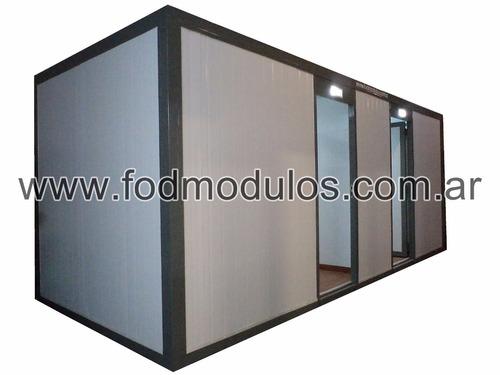 modulos habitables modulo sanitario