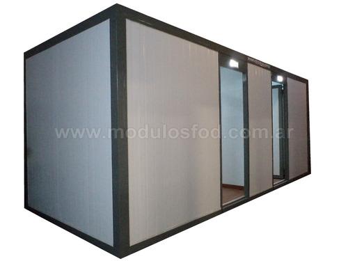 modulos habitables modulo sanitario - rio negro