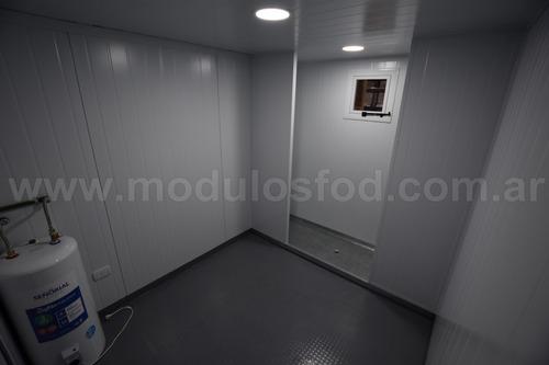modulos habitables modulo sanitario - san luis