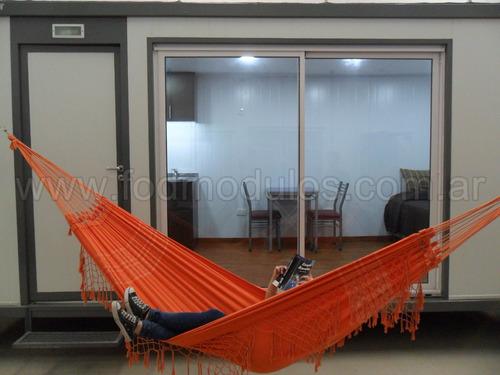 modulos habitables modulos habitacionales cabaña casa movil