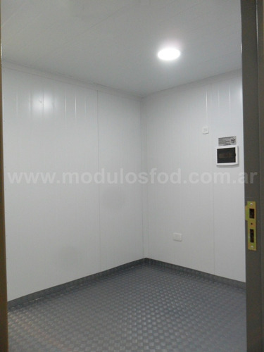 modulos habitables - oficina movil 3mts - chaco