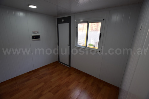 modulos habitables - oficina movil 3mts -  mendoza