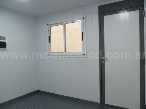 modulos habitables - oficina movil 3mts -  neuquen