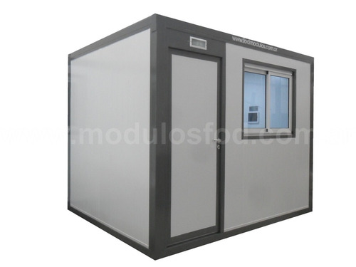 modulos habitables - oficina movil 3mts - rio negro