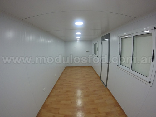 módulos habitables trailer homologado - chaco