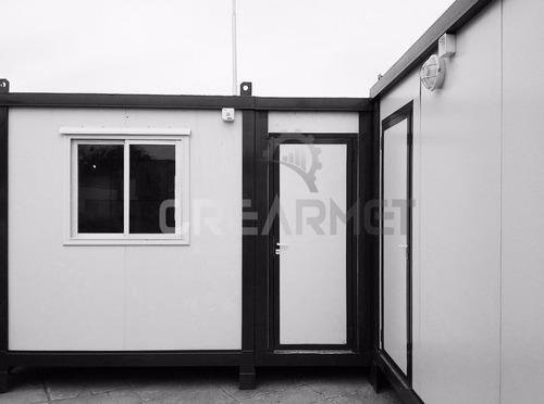modulos habitacionales - oficinas, sanitarios, pañoles