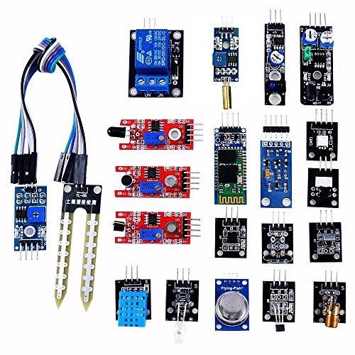Módulos Kit Sensores Osoyoo Motor Arranque Diy Arduino Uno R