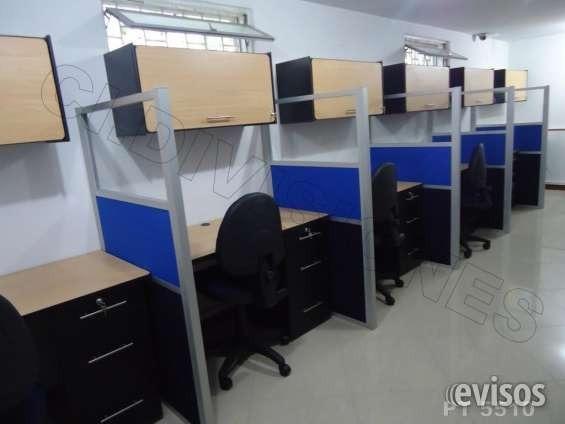 Modulos para call center para oficinas y empresas en lima for Modulos para oficina precios