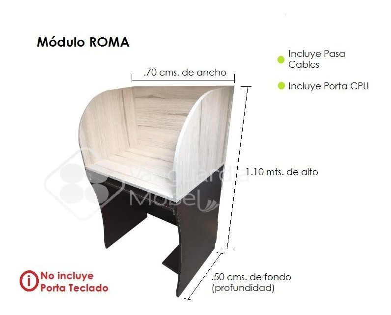 Módulos Roma Cibercafé Call Center Telemarketing