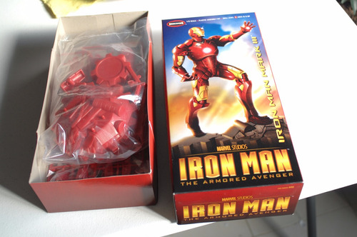 moebius 1/8 iron man mark iii