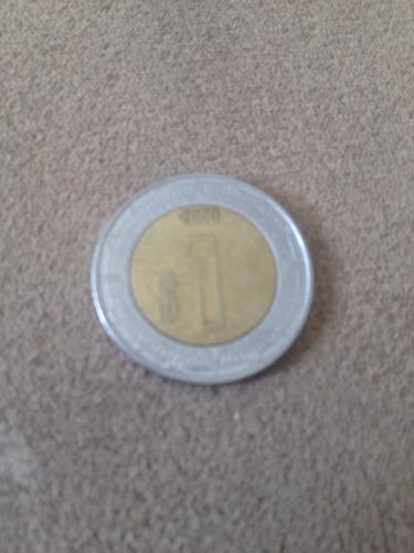 moeda $1 dólar estados unidos mexicanos ano 2000