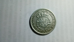 Coins & Paper Money Portuguese Angola 20 Escudos 1971 Km 80 #5810# Coins: World