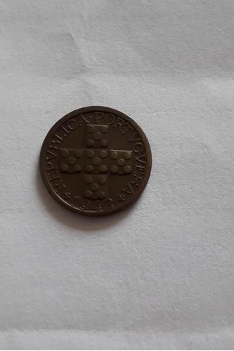 moeda 10 x centavos portugal 1942