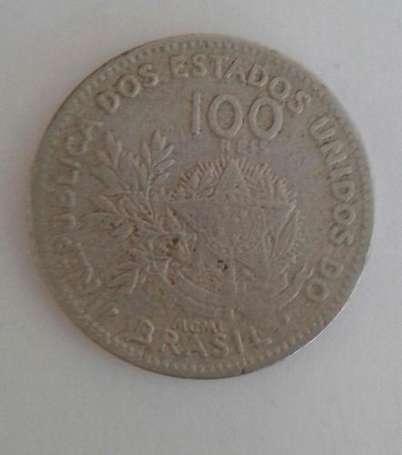 moeda 100 reis mcmi