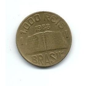Moeda 1000 Reis 1938 Anchieta Lote 270