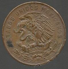 moeda 20 centavos 1955 estados unidos mexicano lote 779