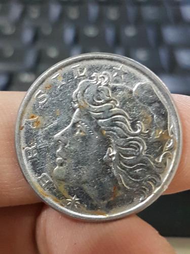 moeda 20 centavos 1977