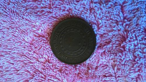 moeda 40 reis - 1900