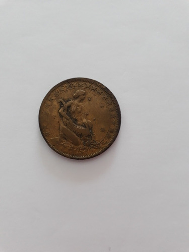 moeda antiga 1000 réis